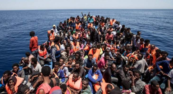 البحرية المغربية تنقذ 242 مهاجرا أفريقيا كانوا يحاولون عبور البحر المتوسط نحو أوروبا