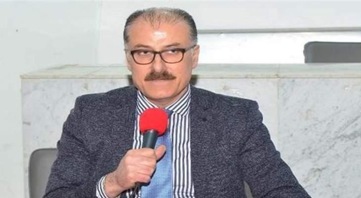 عبدالله: لا لمطمر الجية وكل التعاون مع وزارة البيئة واتحادات وبلديات المنطقة