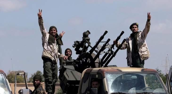 الجيش الليبي: أردوغان نقل مرتزقة من سوريا إلى ليبيا عبر سفينة تحمل علم لبنان