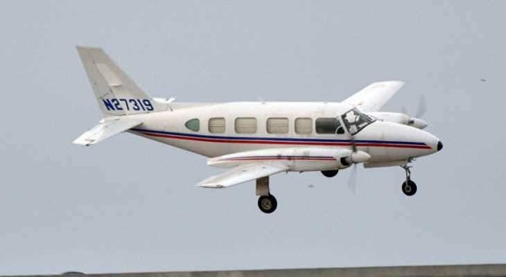 مقتل 3 أشخاص إثر تحطم طائرة بجبال الألب السويسرية