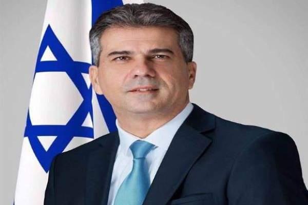 """موقع """"والا"""" الإسرائيلي: وزير المخابرات إيلي كوهين زار السودان الإثنين"""