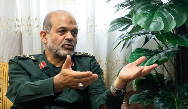 قائد عسكري ايراني: عدم ثقة أميركا من الانتصار يمنعها عن الدخول في حرب مع ايران