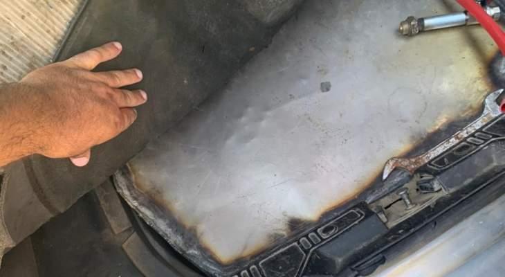 قوى الأمن: ضبط 3 سيارات في جونية وتوقيف السائقين لبيعهم المحروقات بالسوق السوداء