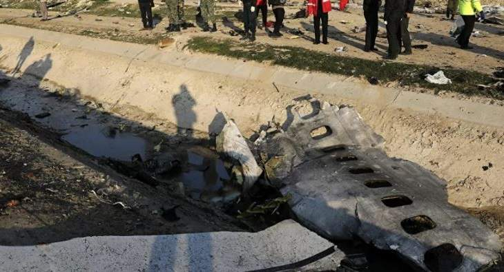المدعي العسكري الإيراني: اتهام 10 مسؤولين بإسقاط الطائرة الأوكرانية عام 2020