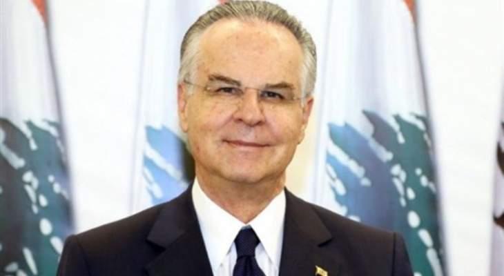 عدوان: القوات اللبنانية ترفض ان تتم التعيينات على اساس المحاصصة