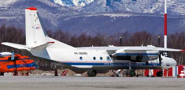 اختفاء طائرة روسية على متنها 6 أشخاص في إقليم خاباروفسك في شرق روسيا