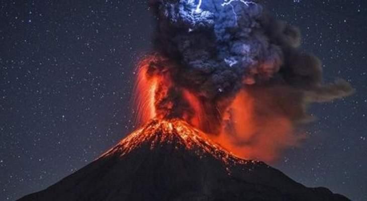 إغلاق مطار بالي الدولي جراء ثوران بركان