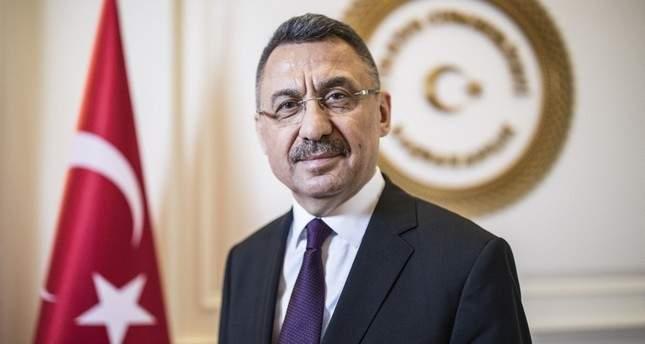 نائب أردوغان: بالإمكان بعد الآن التفاوض بشأن حل الدولتين بجزيرة قبرص