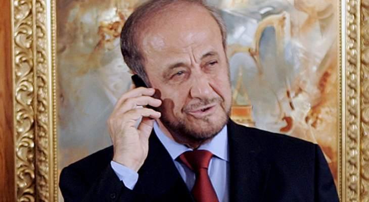 قاض إسباني يوصي بمحاكمة رفعت الأسد