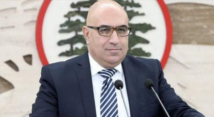 جبور: التيار الوطني الحر مختلف بالمفاهيم الاستراتيجية مع حزب الله ويتفق معه بالسلطة