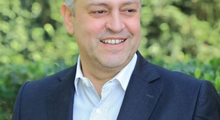 حبيش: اقرار مشاريع سيدر سيضخ الاموال في السوق اللبناني