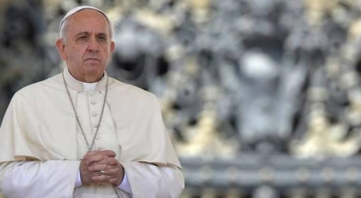 البابا: العبودية الحديثة موجودة في أكثر مجتمعاتنا ازدهارا
