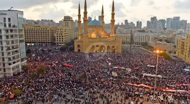 الجالية اللبنانية في روما: لتلبية مطالب المعتصمين والتجاوب مع نداء الراعي