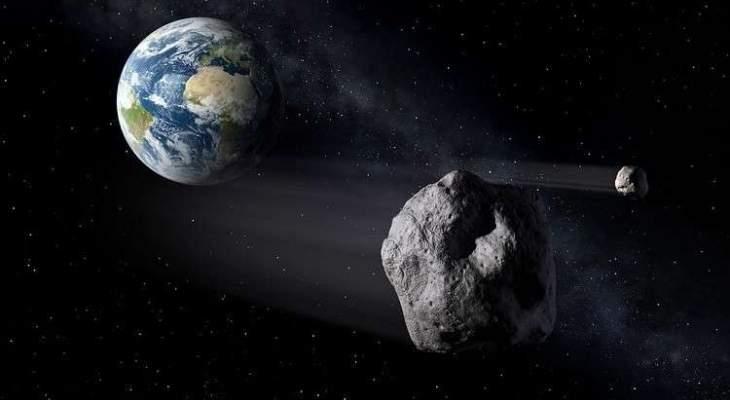 وكالة الفضاء الاوروبية ترفع مستوى خطر اصطدام كويكب بالأرض