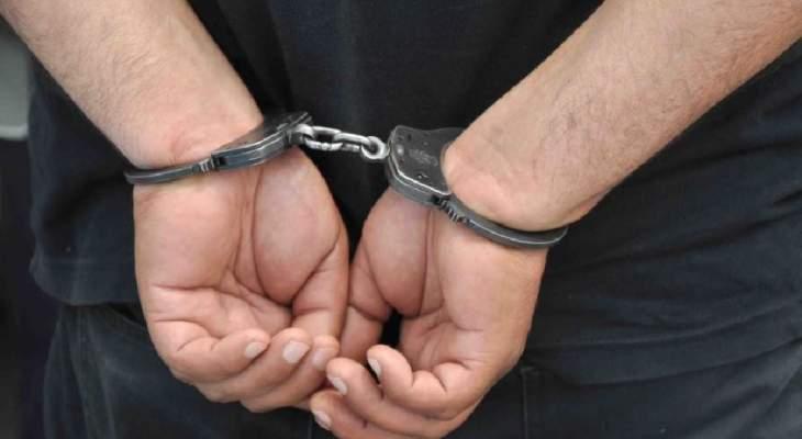 دورية من شعبة المعلومات بالبترون أوقفت سوريَين لسرقتهما منزلا في اجدبرا