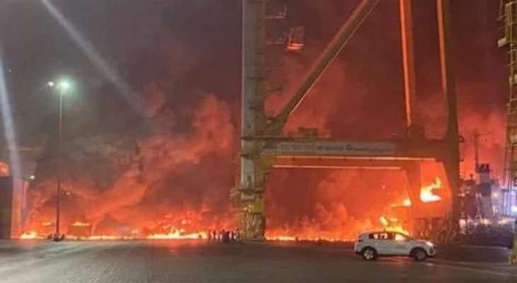 رويترز: سماع دوي انفجار في دبي
