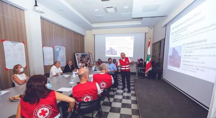 وزير خارجية كندا زار الصليب الأحمر:شريك موثوق به لإيصال المساعدات لمستحقيها