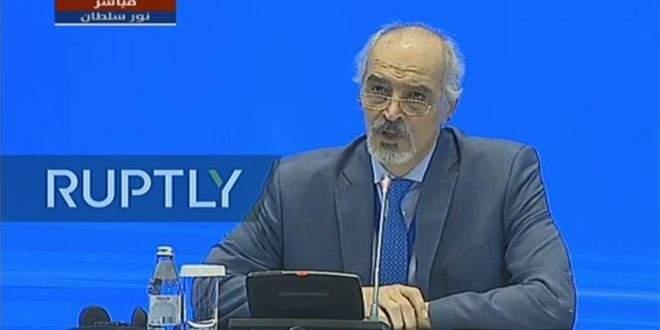 الجعفري: لالتزام جميع الدول الأعضاء باحترام سيادة سوريا ووحدة وسلامة أراضيها