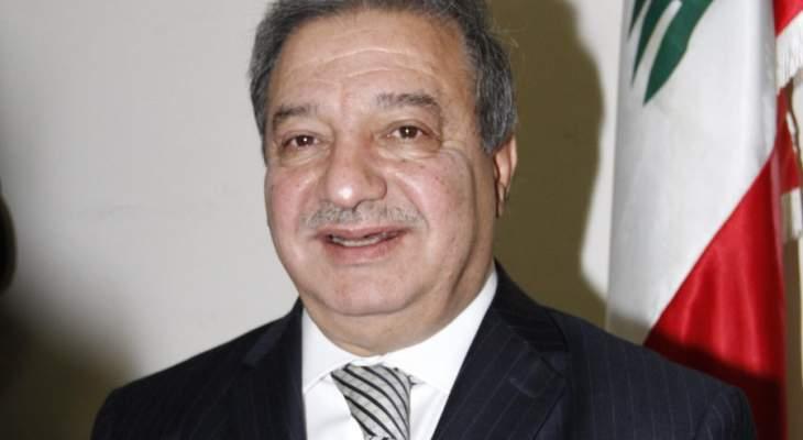 """الكعكي بعد استقبال رئيسة جمعية """"بيروت ماراتون"""" يشيد بتجربة الجمعية"""