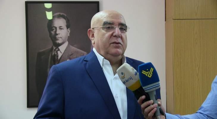 حمدان: انتصار سوريا سيؤسس لمرحلة جديدة ونسعى إلى تحقيق معيشة كريمة للفلسطينيين