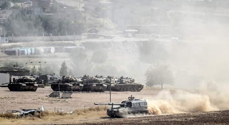 """مصدر لـ """"النشرة"""":القتال عند الحدود السورية التركية يشهد تراجعا سريعا لـقوات قسد"""
