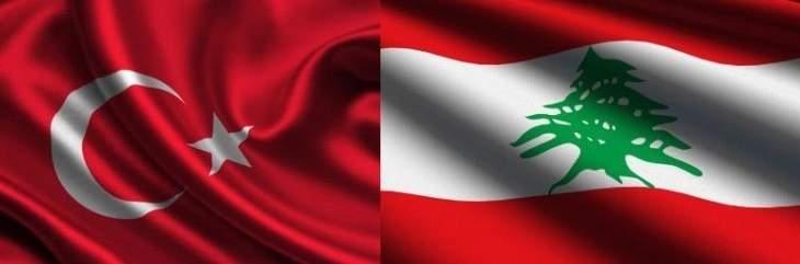 القنصل اللبناني في تركيا حذر من خطر مافيات تستغل لبنانيين لتهريبهم الى أوروبا