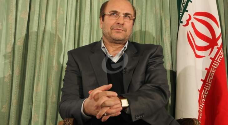 قاليباف: ايران انتجت اليورانيوم المخصب بمستوى 60 بالمئة