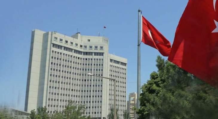 الدفاع التركية: لم تعد هناك ضرورة لشن عملية عسكرية جديدة في سوريا
