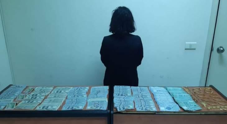 قوى الامن: توقيف مواطنة سرقت منزلا في بلدة بشتفين الشوفية