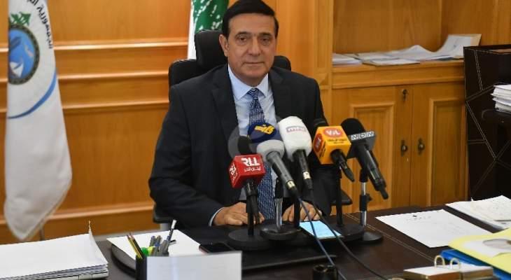 وزير الاشغال: في بداية الاسبوع  القادم سيكون هناك تعرفة جديدة للنقل
