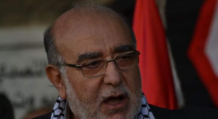 حمدان: ناضلوا من اجل تطبيق المادة 95 من الدستور والغاء الطائفية السياسية