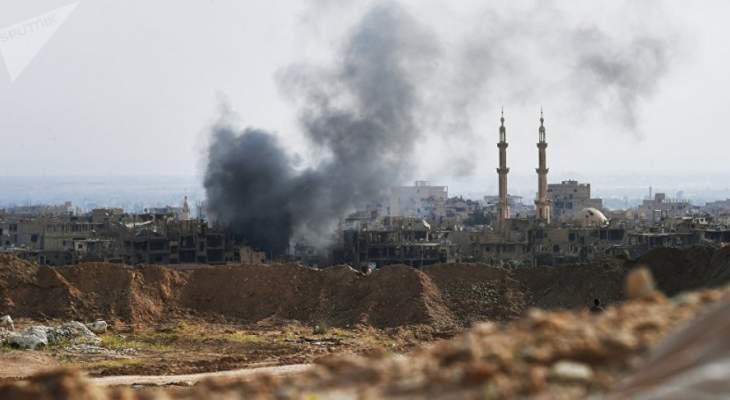 النشرة: اتساع رقعة الاحتجاجات بريف دير الزور بسوريا بعد اغتيال شيوخ قبيلة العقيدات
