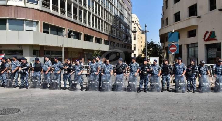 مخابرات الجيش اوقفت شخصا في ساحة الشهداء