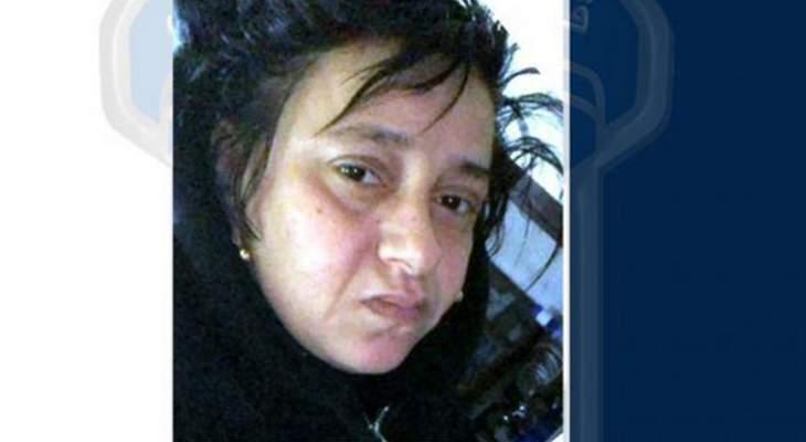 قوى الأمن عممت صورة مفقودة غادرت منزلها بطرابلس في 24 أيار ولم تعد