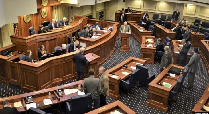 مجلس الشيوخ في ولاية آلاباما صوت على مشروع قانون يحظر الإجهاض