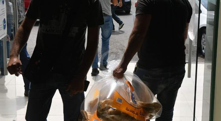 تجمع المطاحن دعا الى عدم التهافت على تخزين الطحين: القمح متوفر