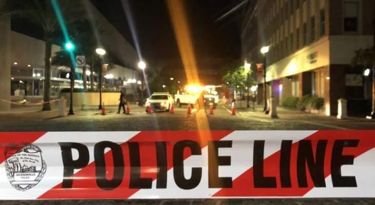 إصابة خمسة أشخاص في إطلاق نار بولاية لويزيانا الأميركية