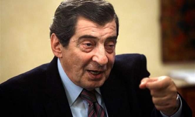 الفرزلي: أي قرار يتخذ على الساحة اللبنانية سيكون من وحي الحفاظ على النأي بلبنان عن الصراعات