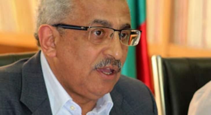 سعد أكد أن صفقة القرن ستسقط: للعودة عن إجراءات وزير العمل وإعطاء الفلسطينيين بلبنان حقوقهم