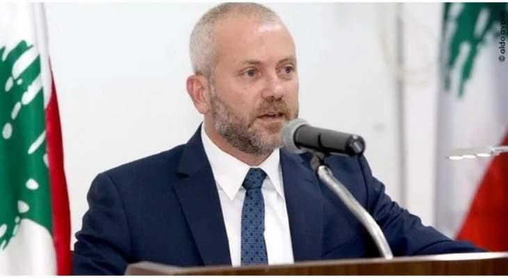 حبشي: وقف صرف مبالغ مرتبطة بمشروع عقد الصيانة مع أوجيرو إدانة لوزارة الإتصالات وللهيئة