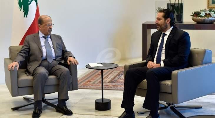 مصادر الـOTV: ابراهيم يتحرك توازيا مع دياب للقاء مصالحة بين الرئيس عون والحريري