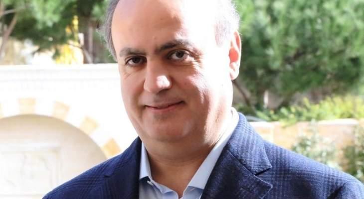 وهاب لبزي: بري أول من أطلق المقاومة وكنت أتمنى أن تسمع سياق حديثي قبل الرد