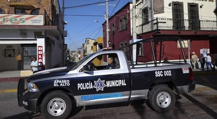 سلطات المكسيك حررت 22 شخصا اختطفهم مسلحون من فندق