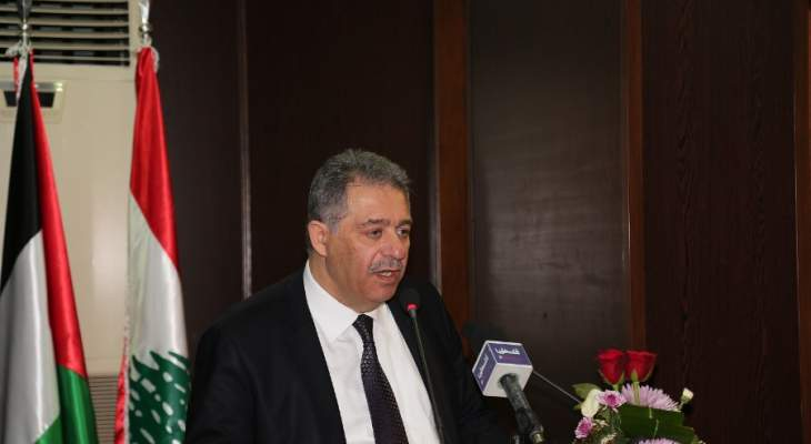 دبور: ما يميز العمل الفلسطيني في لبنان هو الاجماع الوطني