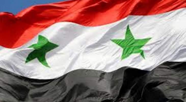 التلفزيون السوري: سماع دوي انفجارين في محيط اللاذقية
