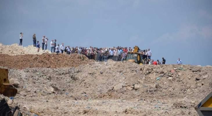 مسؤول حكومي للاخبار: لا بد من محرقة بالشويفات لان الفرز والتسبيخ لا يكفيان للتخلص من النفايات