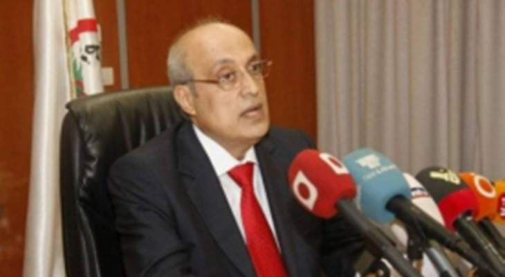 جورج الحاج: سنجتمع الاثنين مع جمعية المصارف لاتخاذ القرار بشأن الاضراب