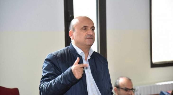 ابي رميا: كان يجب على وزير الخارجية المصري ان يزور جميع القوى السياسية