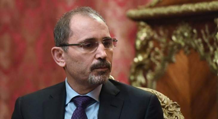 الصفدي دان الإعلان عن مستوطنات جديدة بالخليل: يقتل كل فرص السلام