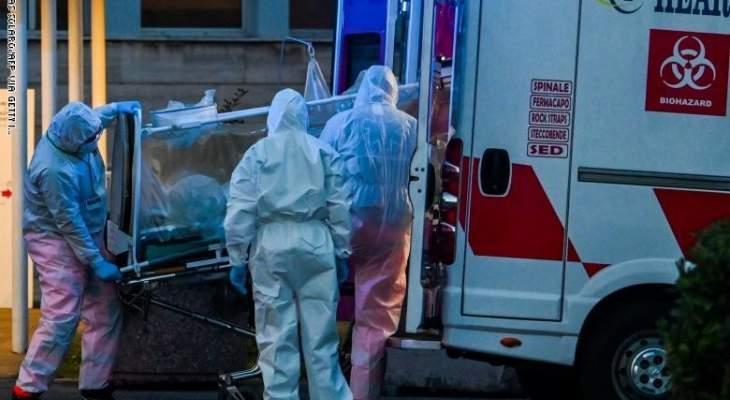 وفاة مصابين بفيروس كورونا في موسكو وسان بطرسبورغ